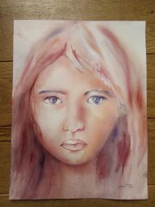 Peinture : Aquarelle et Acrylique